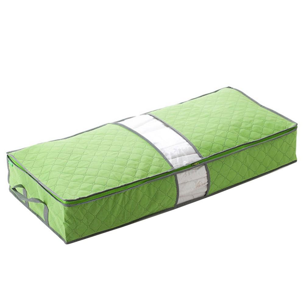 床底床墊收納袋衣服組織者拉鍊盒
