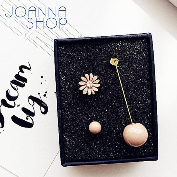 耳環幸福小花開滿滿耳環Joanna Shop
