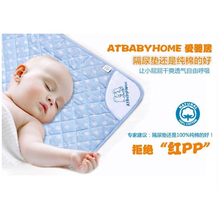 寶寶隔尿墊可洗兒童床單床墊嬰兒隔尿墊月經墊防水透氣純棉超大號_ ~找好物FINDGOODS