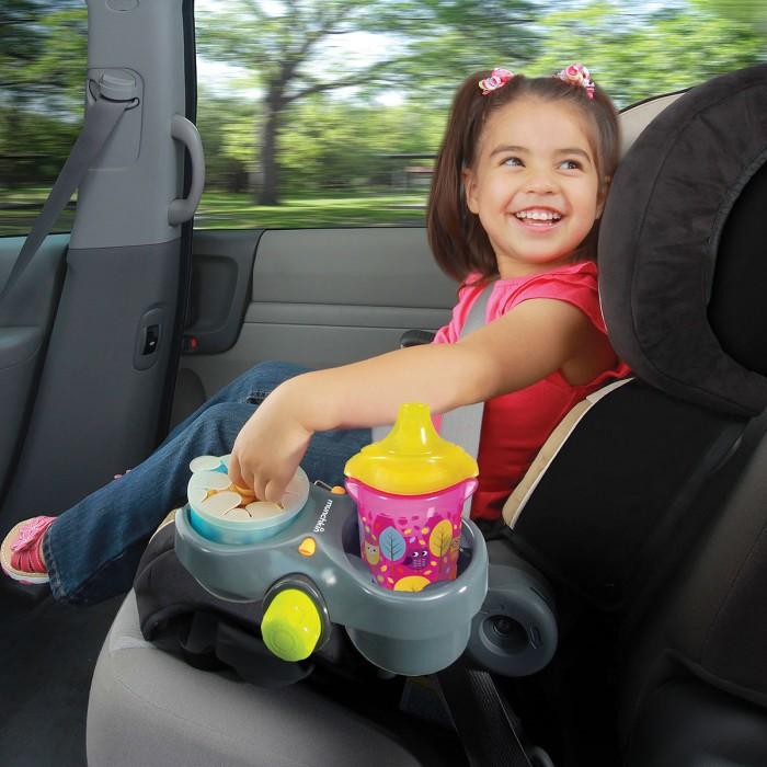~ ~美國Munchkin 豪華餅乾架杯架奶瓶架推車 用汽車安全座椅也能用汽座萬用款 款壹