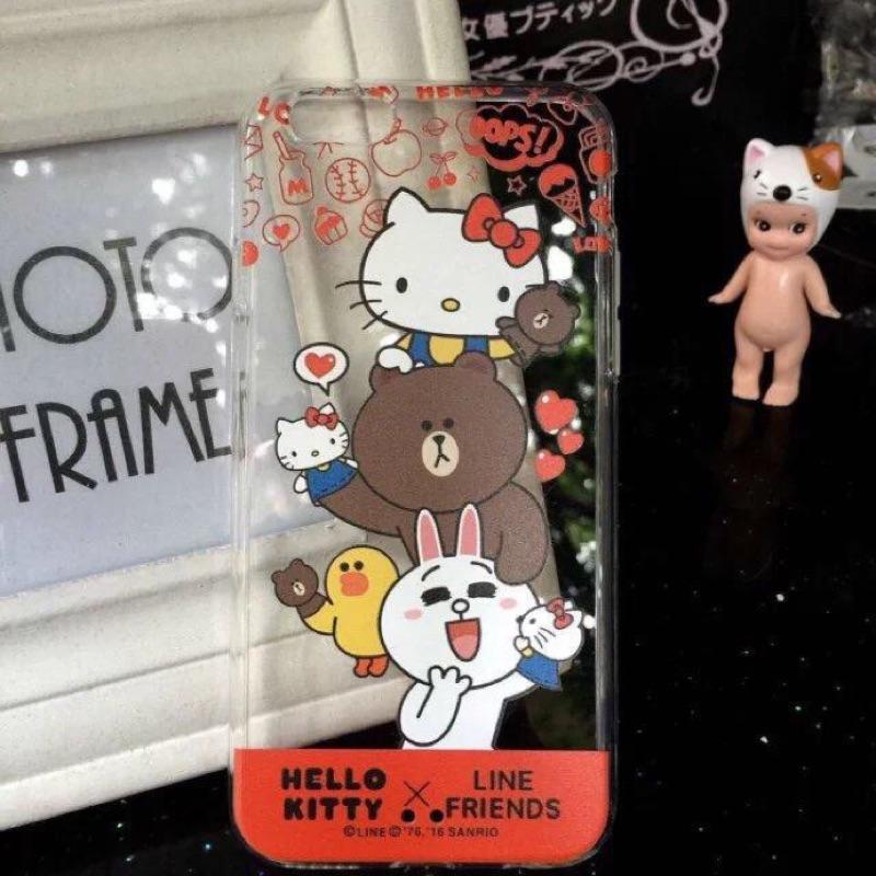 Hellokitty Line Friends iPhone 6 手機保護殼