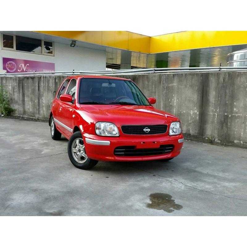 2003 年MARCH 1300cc (3500元交車,全額貸)