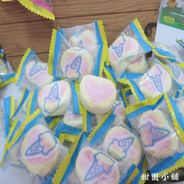 棉花糖250g 綜合口味獨立單包裝 紅圓棉花糖聖誕節棉花糖棒棒糖甜園小舖