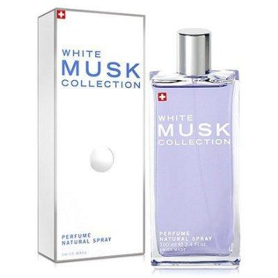 ◆NANA ◆White Musk Collection 瑞士 白麝香淡香水香水空瓶分裝5