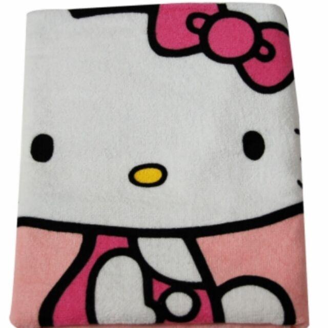 大 !大 !大 ! ~Kitty 浴巾~60 ×110 公分 179 元!
