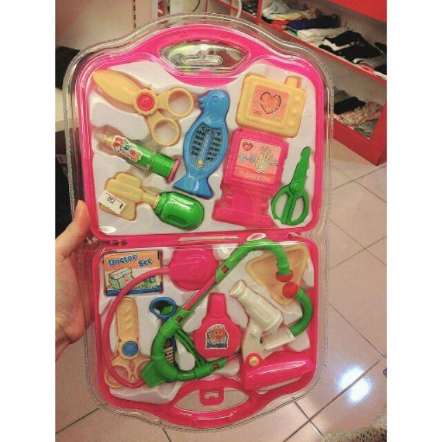 兒童玩具我是小小醫生組