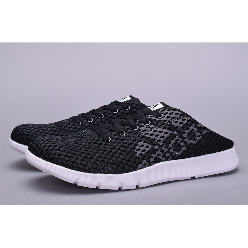 Adidas Morillo Climachill 愛迪達沙灘鞋懶人鞋情侶拖鞋男女鞋黑白