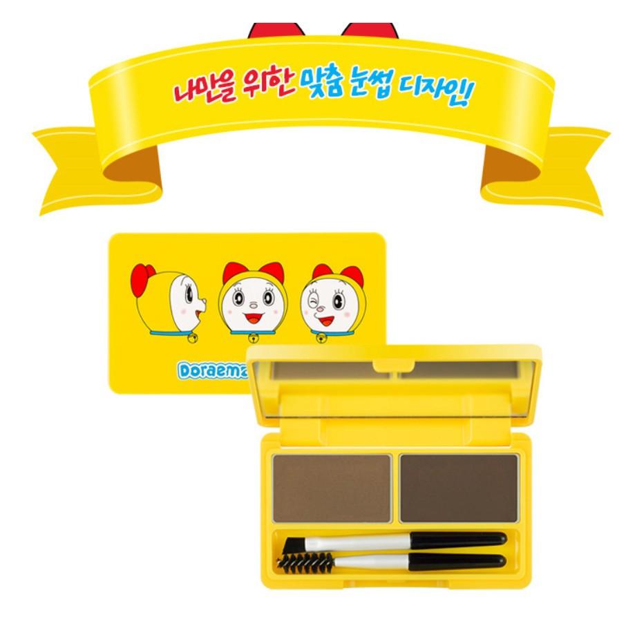 A pieu 哆啦美立體百變修眉盒2 款APIEU 眉粉盒