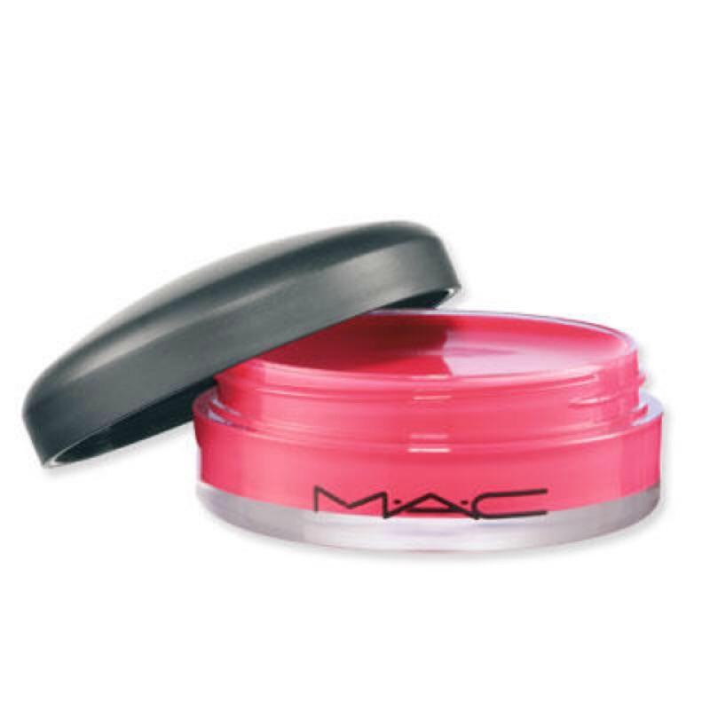MAC 莓果紅護唇膏SPF15 防曬係數