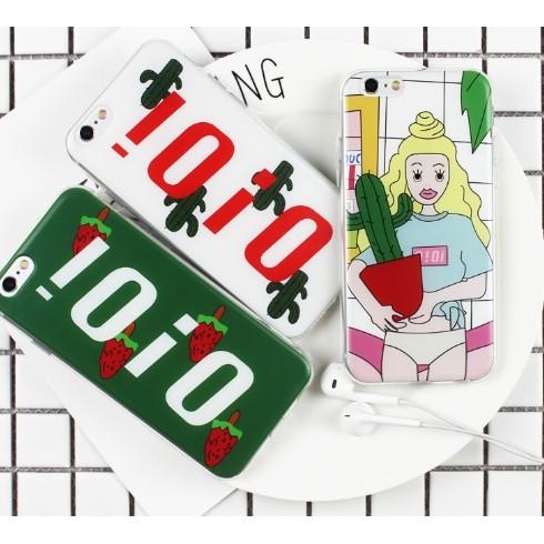 軟殼928 ~美好的事物~韓O Oi 炫雅同款OIOI iphone 5 6s 7 plu