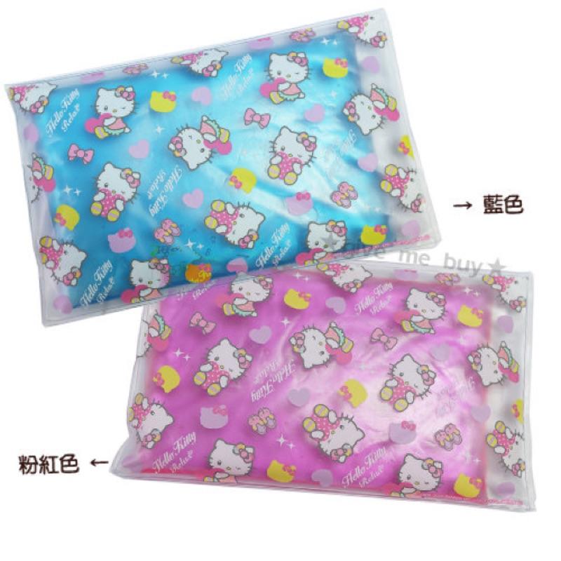 Hello Kitty 冰涼枕一對