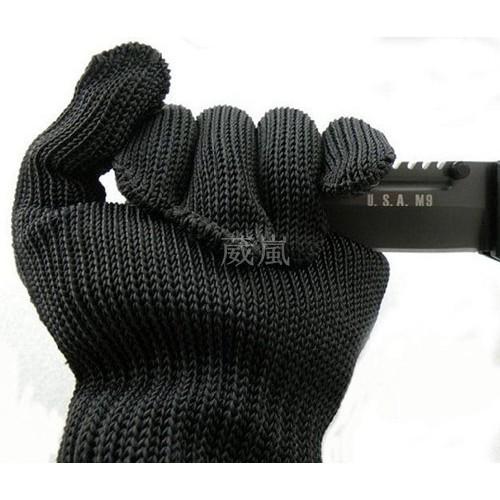 WLder 5 級防割手套防滑機車賽車防刺防身防砍防殺奪刀劍布衫金鐘罩玻璃擒拿