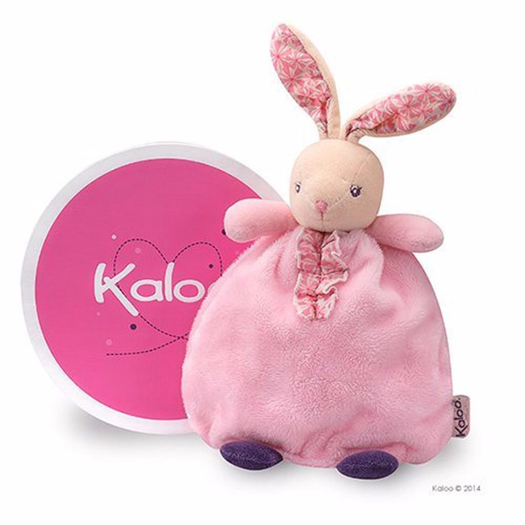 🌟正版🌟【 法國 Kaloo 】Petite Rose 兔兔手偶安撫巾