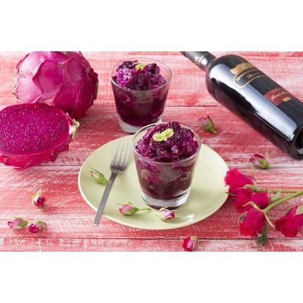 ~私房蔡先生~果釀水果系列—玫瑰火龍果450g 罐素用心做出☞屬於 味的泡菜~