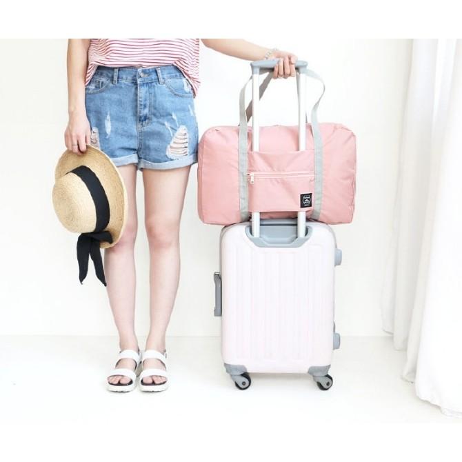 ~speedyrabbit ~折疊收納大容量行李桿旅行袋 袋行李箱旅行袋收納包收納袋盥洗包