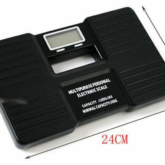 精準體重計高精度便攜式人體秤電子稱迷你健康秤嬰兒秤超 液晶LED 背光150Kg 公斤精密
