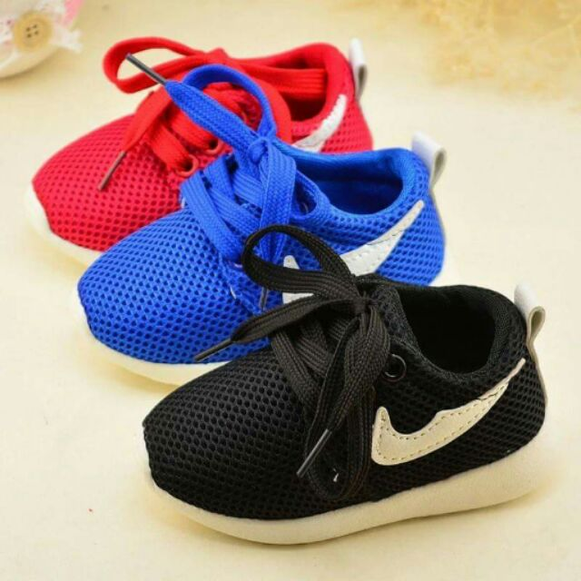 Nike 童鞋勾勾鞋透氣 鞋