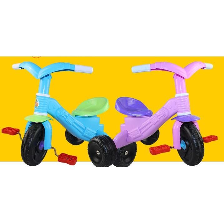 悅然居兒童腳踏車三輪車1 2 3 4 歲寶寶嬰兒手推車自行車單童車安全環保