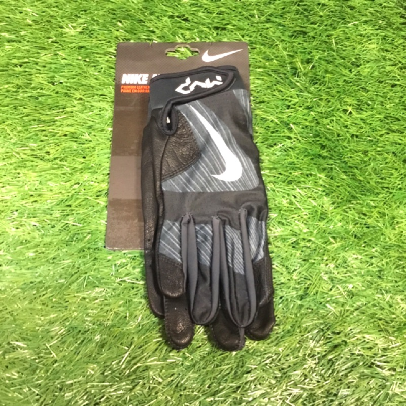 NIKE MVP EDGE BASEBALL BATTING GLOVES 打擊手套兩手用