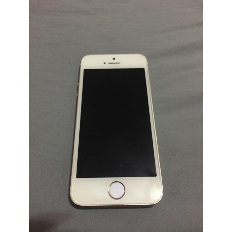 I Phone 5S 金色32G