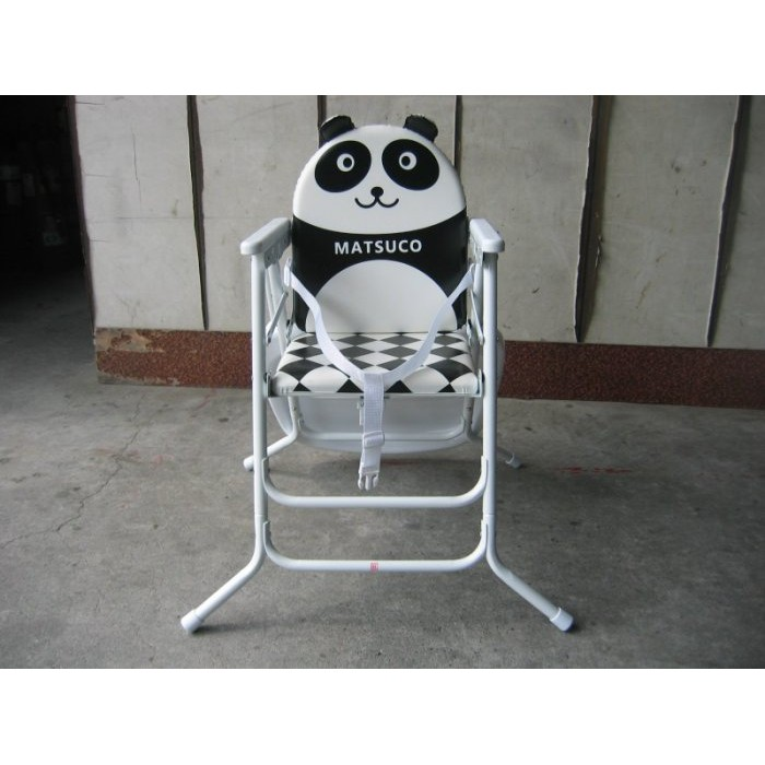 Matsuco 寶寶高低兩用可調式餐椅