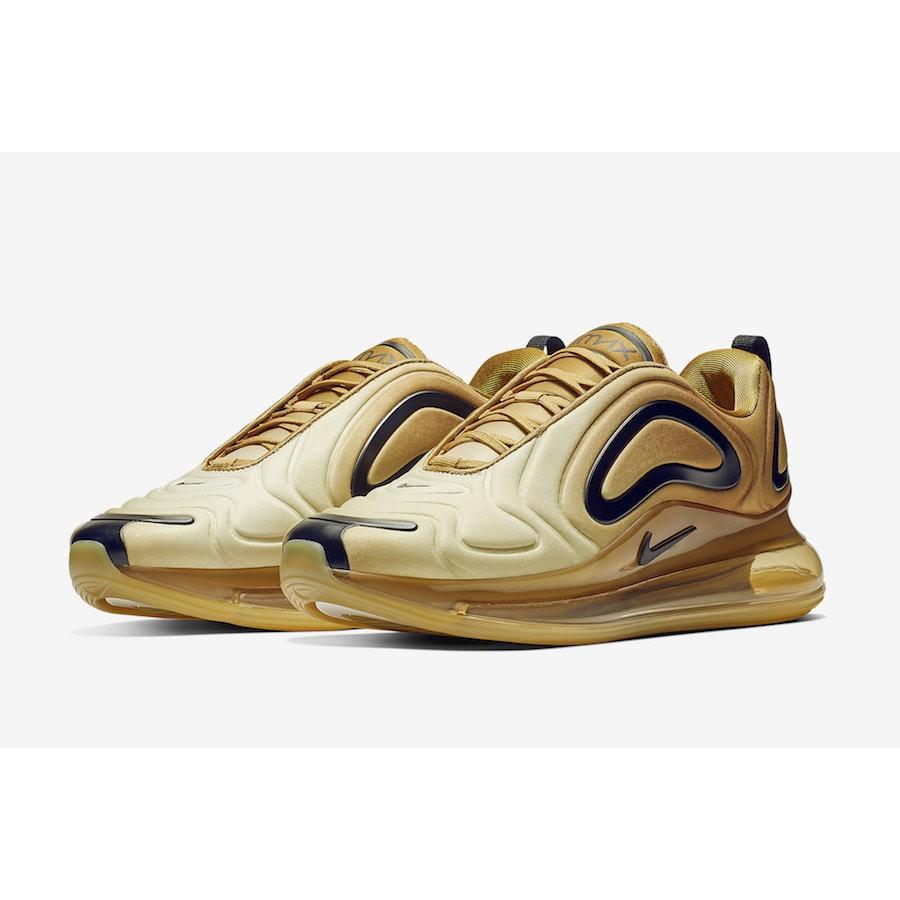 Nike Air Max 720 'Desert Gold' 沙金色 男女同款 情侶鞋 情侶款