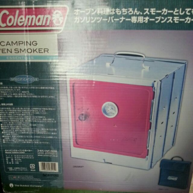 coleman 摺疊烤箱cm 9500