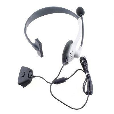 遊戲控制器耳機麥克風耳機MICXbox360 無線