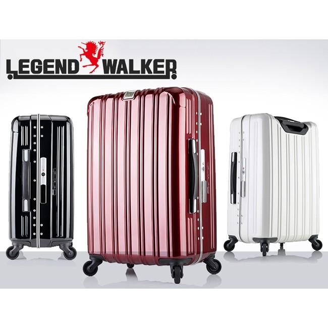 3 9 折 Legend Walker 6201 型行李箱19 23 吋 費200