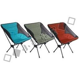 露營椅休閒躺椅釣魚椅月亮椅600D 牛津布椅面7075 鋁合金支架透氣紗網戶外活動露營野營
