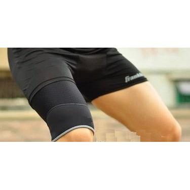 NBA 球星 籃球跑步強力彈跳護腿籃球 具護套彈性佳透氣 排汗防範受傷大腿護具