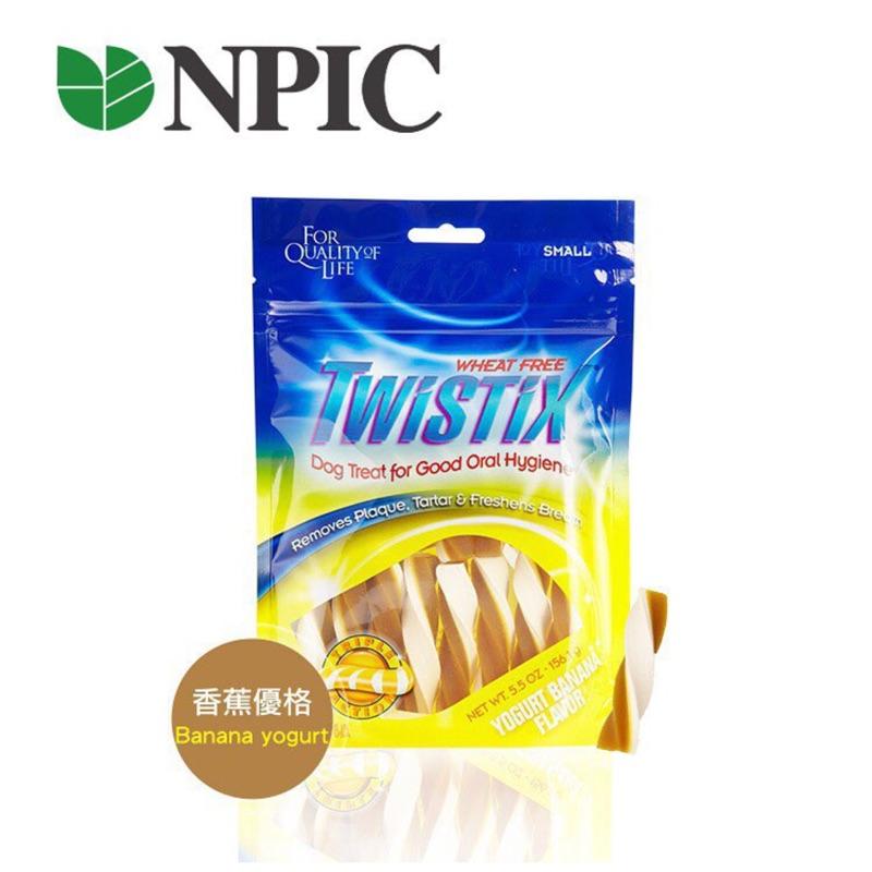 NPIC Twistix Bone A Mints 特提斯幫潔明潔牙骨