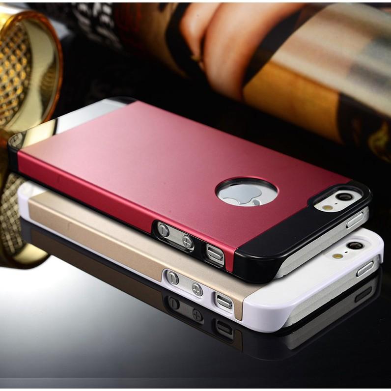 iPhone5s 手机壳苹果5s 潮流男SJK 五铝合金全包边se 磨砂硬壳