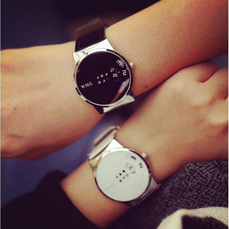 五彩轉盤可愛手錶潮女 表學生白領最愛女錶現正 款