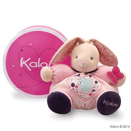 🌟正版🌟【 法國 Kaloo 】 PETITE ROSE Rabbit 幸福小鳥 兔兔 安撫玩偶(大型)