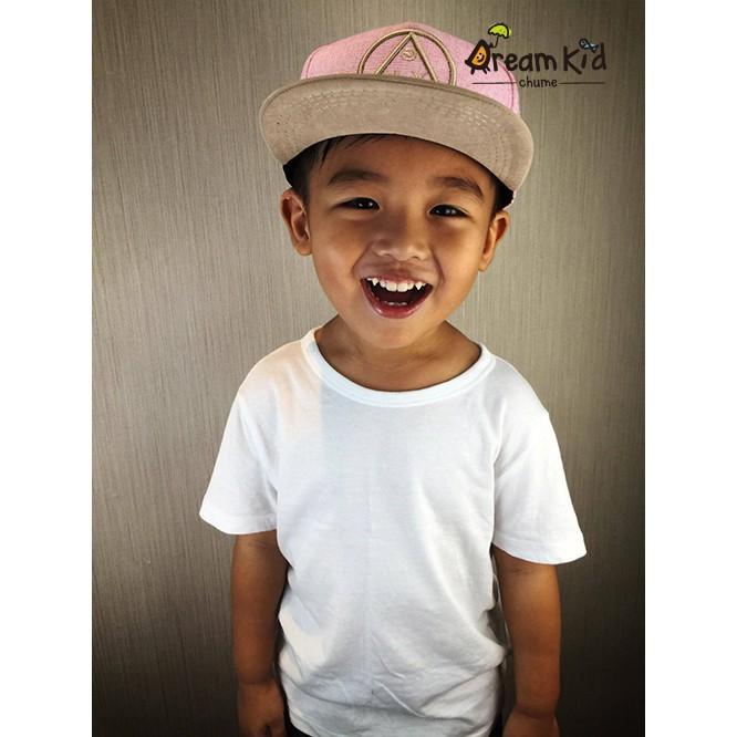 兒童帽子親子帽情侶帽韓國童帽寶寶帽鴨舌帽棒球帽男女童帽兒童帽子三角英文潮帽粉色