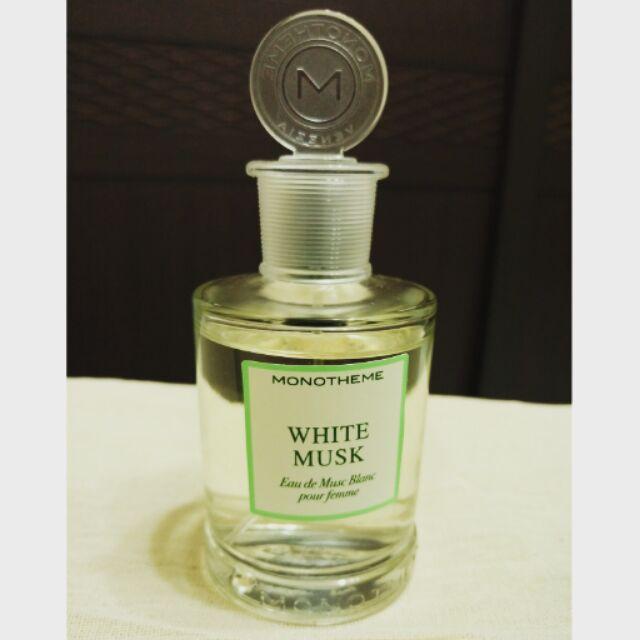 中分裝香威尼斯 香氛白麝香White Musk by Monotheme Fine Fra