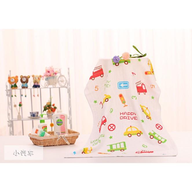 加大款雙層蜂巢純棉紗布浴巾空調被四季被涼被嬰兒包巾兒童被毯毛巾被夏涼被
