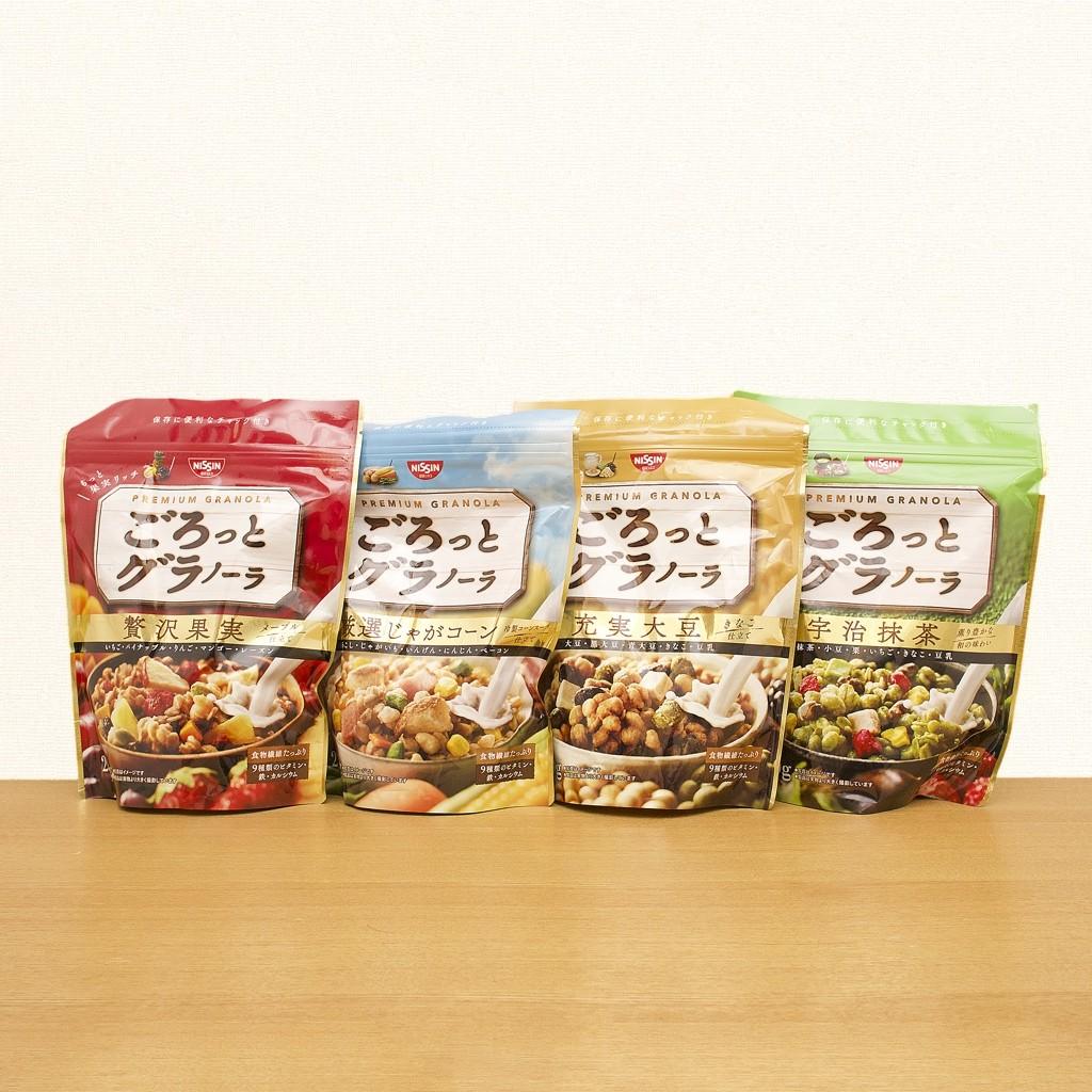 日清早餐燕麥片200g 500g 水果,馬鈴薯玉米,大豆,抹茶,栗子地瓜,薑汁奶茶)