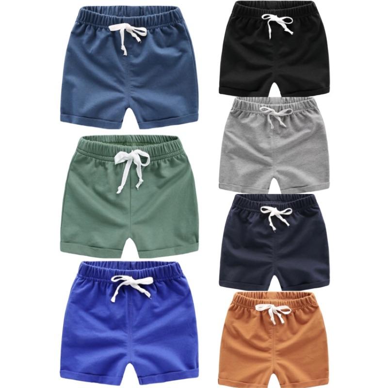✨男童短褲熱褲五分褲夏裝 寶寶兒童 褲夏天褲子