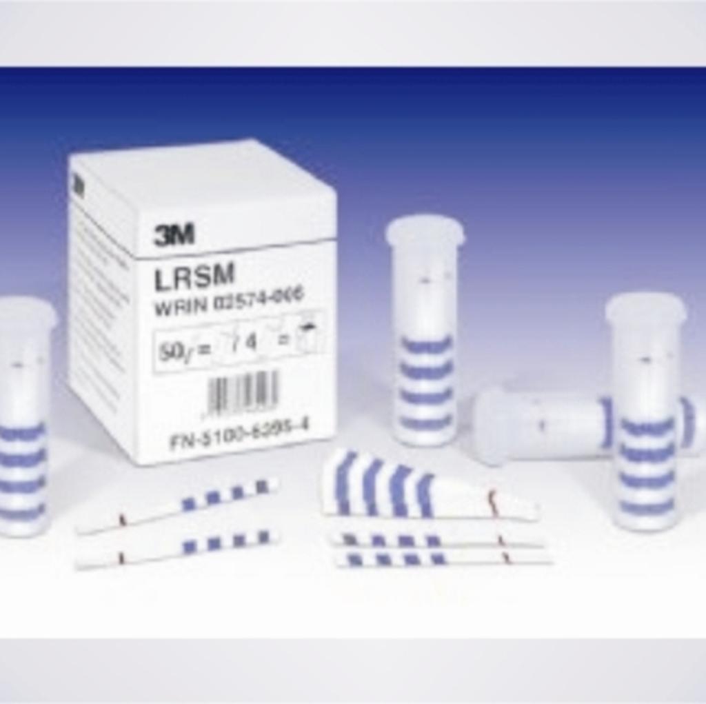 3M 油質老化測試紙一瓶50 支,油炸油 管理各大餐飲業指定3M 油脂測試紙