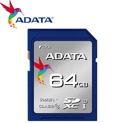 含稅50MB s ADATA 威剛8G 16G 32G 64G SDHC SDXC SD