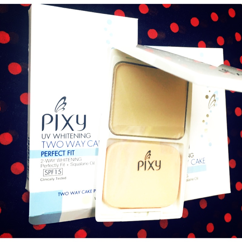 pixy Indonesia 印尼粉餅化妝品refill 粉餅補充