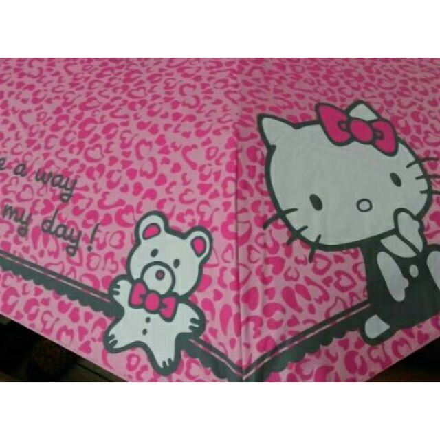 抗UV 輕巧收納 玩美kitty 粉紅豹紋折疊傘雨具晴雨傘遮陽傘女生 防曬用品居家