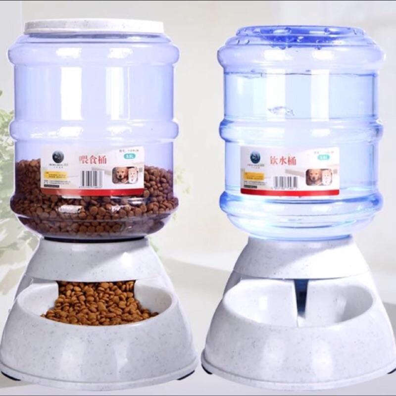 火火一族跨年活動(3 5 公升 )虧本賣狗狗飲水器寵物自動餵食器小狗喝水器狗貓餵水機狗碗茶