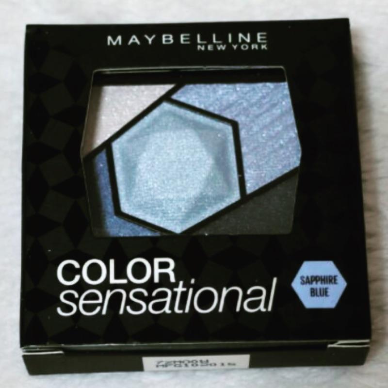 正貨Maybelline 媚比琳鎂光燈3D 立體眼彩盤眼影BU 1 濾鏡( )