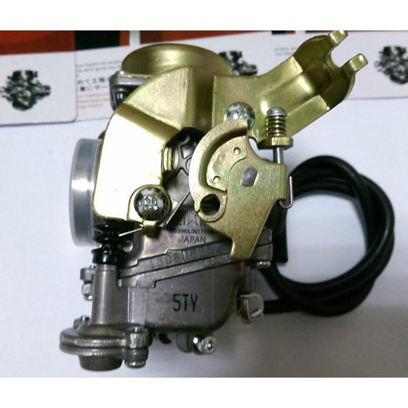 直銷價CVK24 5 5TY 勁戰新勁戰GTR 125 前拉式 化油器有TPS 免 !