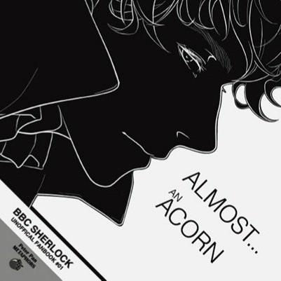 ~紫雲坊代理~中文同人誌BBC Sherlock 神探夏洛克漫畫~ALMOST AN AC