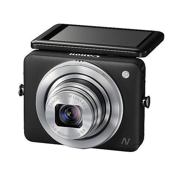 Canon Powershot N 翻轉螢幕PSN GPS WIFI 傳輸觸控8x 光學彩