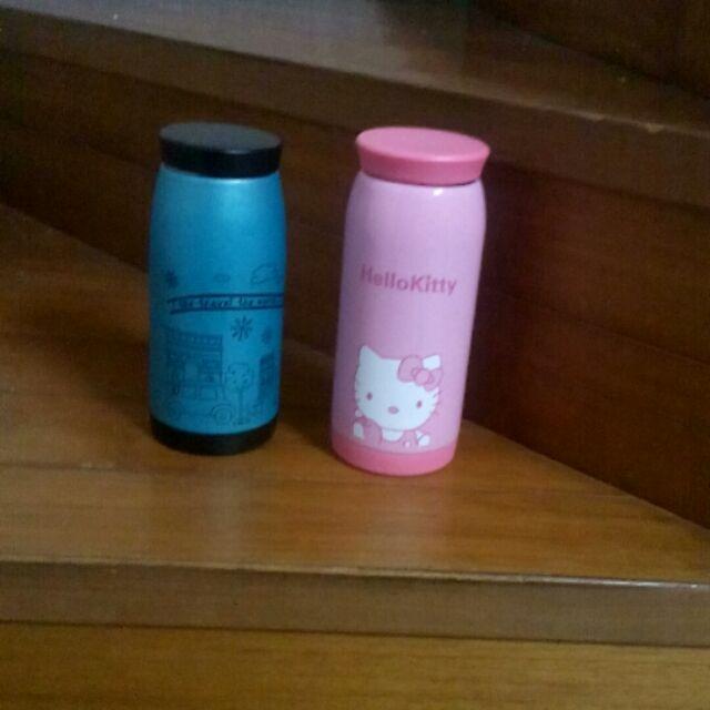 兒童保溫保冷杯瓶水壺hello kitty 隨行杯瓶馬克杯玻璃杯茶杯外出水壺